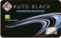Auto Black Card